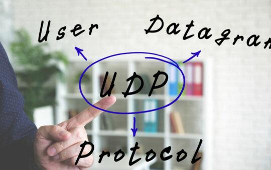 UDP User Datagram Protocol