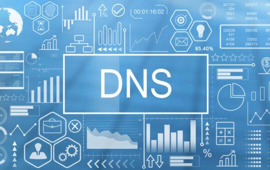 DNS propagation
