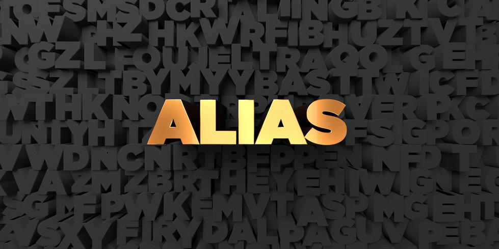 ALIAS record